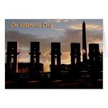 La tarjeta más grande del monumento de la generaci