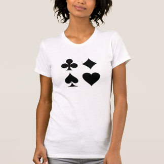 La tarjeta se adapta a la camiseta del pictograma