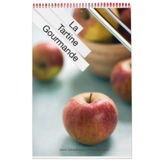 La Tartine Gourmande Calendar 2008