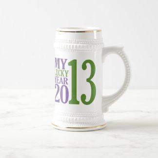 la taza 2013 - elija el estilo y el color