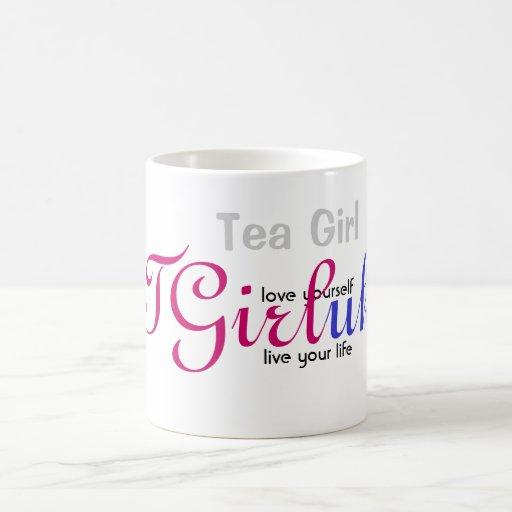 "La taza ""amor usted mismo de TGirl, vive su vida """