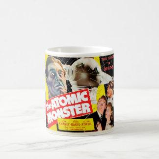 La taza atómica del monstruo
