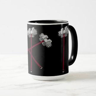 La taza combinada crea para requisitos