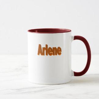 La taza de Arlene