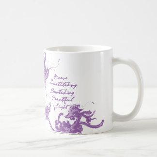 La taza de B