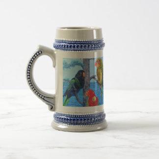 La taza de Birdlovers