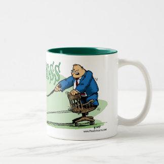 La taza de café de BOSS