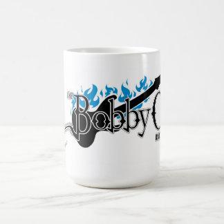 La taza de café de la banda de Bobby O