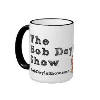 La taza de café de la demostración de Bob Doyle