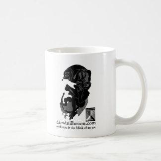 La taza de café de la ilusión de Darwin
