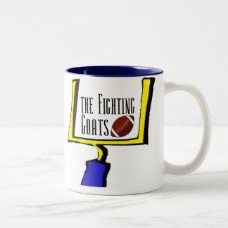 La taza de café de las cabras de Fightin