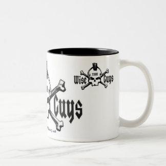 La taza de café de los sabelotodos