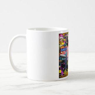 La taza de café de T de señora Tigra 4
