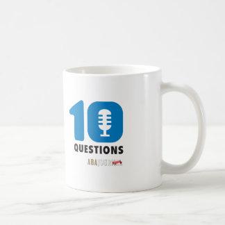La taza de café del diario del ABA de 10 preguntas