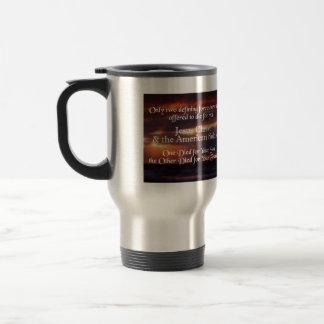 La taza de café del músico o ahueca CUALQUIER