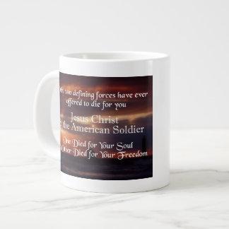 La taza de café del músico o ahueca CUALQUIER Taza Grande