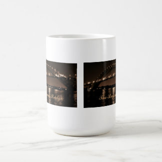 La taza de café del puente de Bayona