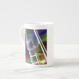 La taza de café del Trombone de diapositiva, taza Taza De Porcelana