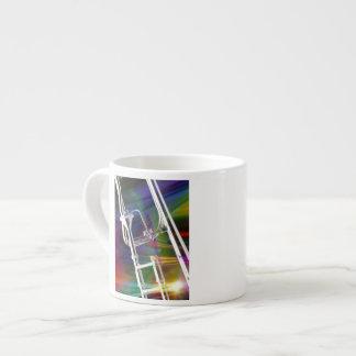 La taza de café del Trombone de diapositiva, taza Taza Espresso