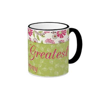 La taza de café más grande de la mamá del mundo fl