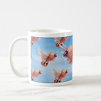 La taza de cerámica de Stubbies del o de la multit