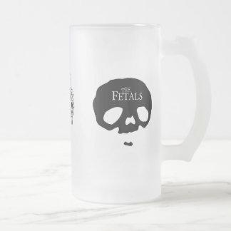 La taza de cerveza de Fetals
