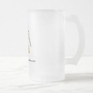 La taza de cerveza de la cueva del hombre