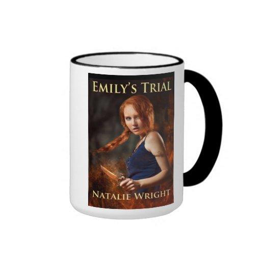 La taza de ensayo de Emily