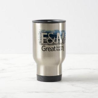 La taza de F&M