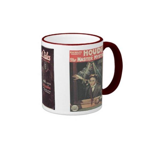 La taza de Harry Houdini