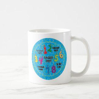 La taza de Jánuca personaliza