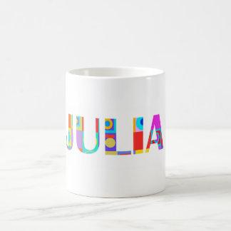 La taza de Julia
