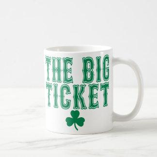 La taza de Kevin Garnett del lujo