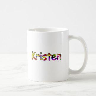 La taza de Kristen