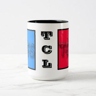 La taza de la demostración del TCL 2