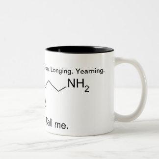 La taza de la dopamina