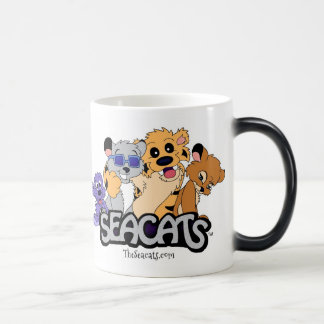 La taza de la marca de SEACAT