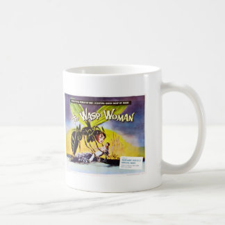 La taza de la mujer de la avispa