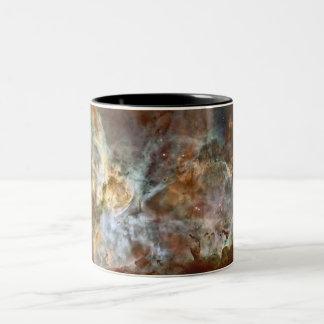 La taza de la nebulosa de Carina
