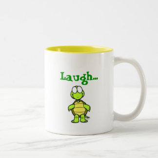 La taza de la risa