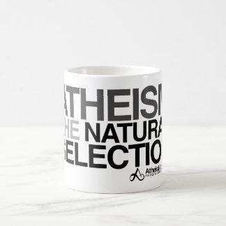 La taza de la selección natural