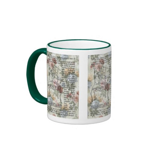 La taza de la silla de Chippendale