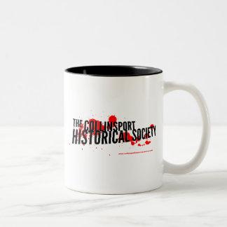 La taza de la sociedad histórica de Collinsport