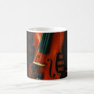 La taza de la viola