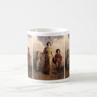 La taza de la Virgen de Thayer - elija el estilo y