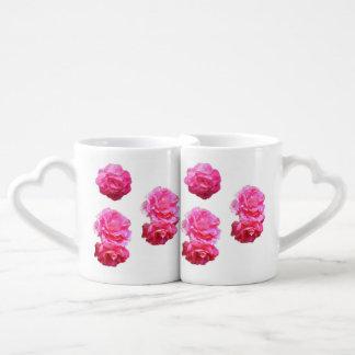 La taza de los amantes calientes del boleto taza para parejas