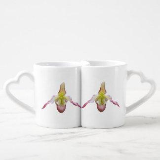 La taza de los amantes de Ladyslipper Taza Para Enamorados
