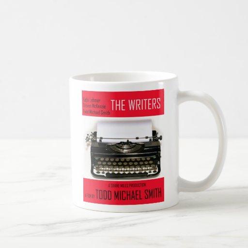 La taza de los escritores