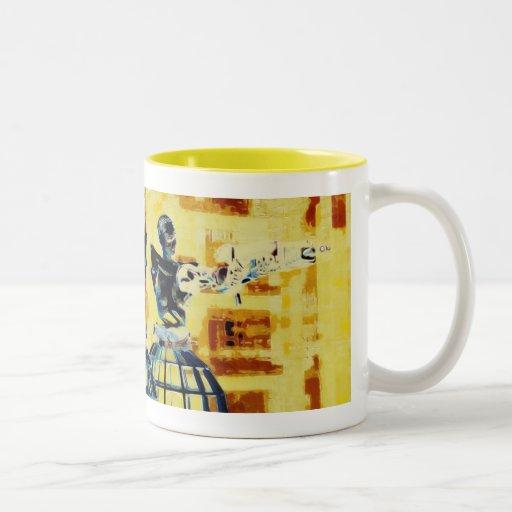 La taza de los guardias