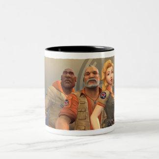 La taza de los pioneros